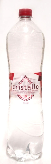 Cristallo Rot mit Co2      EW